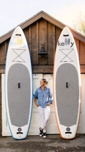 Woody Premium Inflatable Stand Up Paddle Board