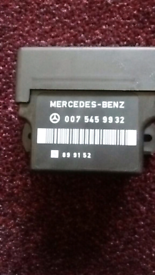Mercedes relay