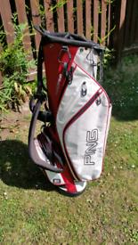 Ping Hoofer Golf Stand Bag