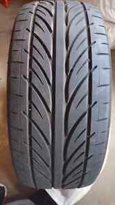Staggered Hankook Ventus V12 - 245/45/19, 275-40-19