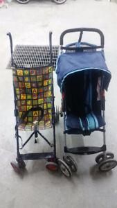 poussette parapluie pour enfant