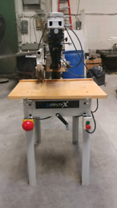"""Delta 12"""" radial arm saw (like new)"""