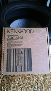 Kenwood 350W power amplifier