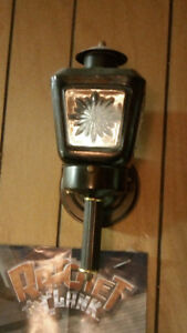 Vintage coach lights