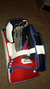 Complete Goalie Equipment Set For sale (except pads and mask)