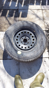 Spare tire for gmc truck