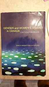 Gender and Women's Studies in Canada Critical Terrain