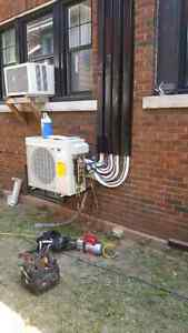 Smart Elements Heating and cooling  Cambridge Kitchener Area image 6