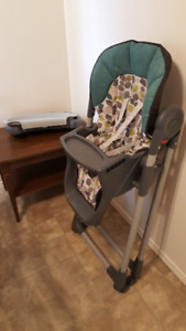 Graco Meal Time Adjustable High Chair
