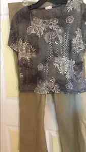 pant size 16p .blouse size xl