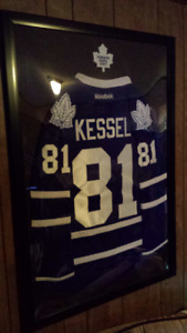 Toronto Maple Leafs Kessel Jersey OfficialSweater FightingStrap