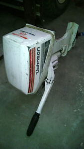 Johnson / OMC 7.5 hp outboard motor
