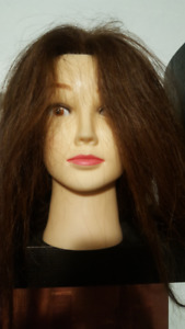 Mannequin Heads Cosmetology $40