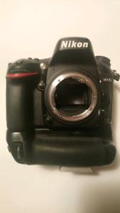 Nikon D600 full frame DSLR camera package