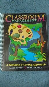 Classroom Management Textbook for Sale