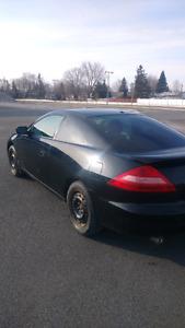 Honda accord V6 manuelle