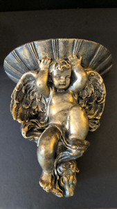 2 Angel sconces