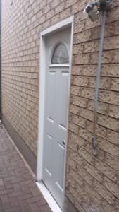 Separate entrance, 1 Bedroom basement apartment
