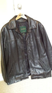 Men's Danier Genuine Leather Winter Jacket