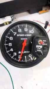 Sport Comp Autometer Monster Tach