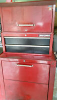 3 piece tool box and tools