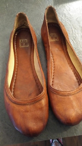 Leather Carson Ballet Shoes  FRYE Brand, Near New   Size 8M