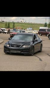 Built Mazdaspeed 6