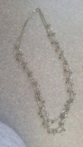 Long Necklace with Glass Beads Kitchener / Waterloo Kitchener Area image 1