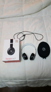 Black Beats Solo 2 Luxe Edition