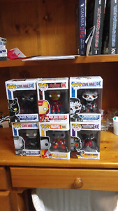 Marvel pop funko lot