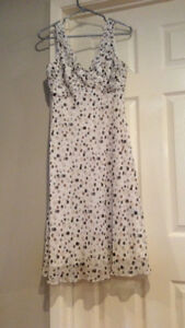 Polka Dot Party/Semi-Formal Dress