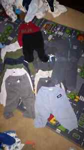 6-12 months pants and track suits