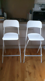 Franklin Ikea bar stools