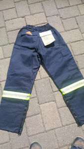 Chain Saw Pants and Work Gear