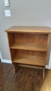 Small bookcase for sale!!