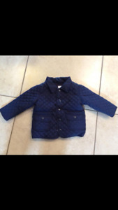 Gymboree sz 12-18 months quilted jacket great for spring or fall