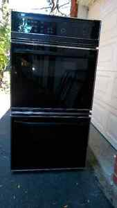 KITCHENAID DOUBLE WALL OVEN, CONVECTION, Lightly Used, Clean