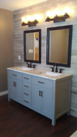 BATHROOM RENOVATIONS. FREE ESTIMATES 416-389-9973