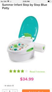 SUMMER infant potty new