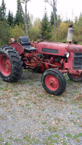 reduced price,good running tractor for sale with 3 implements