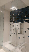 Frameless Showers and More