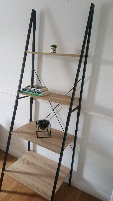 new concept 247c5 73c9c Ladder Shelf Light Oak | in Thornaby, County Durham | Gumtree