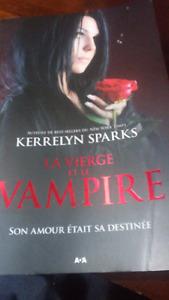 La vierge et le vampire tome 8