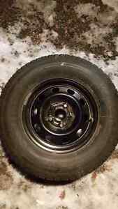 Winter tires and rims  Ram 1500