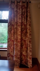 """106"""" long curtains"""