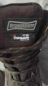 Men's 3M thinsulate winter boots size 11 Edmonton Edmonton Area image 2