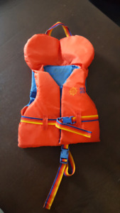 Child Toddler Life Jacket 30 to 60 pounds