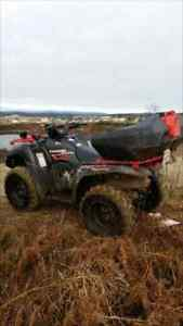 2008 650 kawasaki brute force for sale or trade