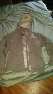 Womans winter jacket