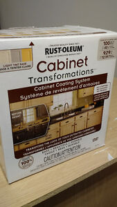 HALF-PRICE!!: Complete Rustoleum Cabinet Transformations Kit